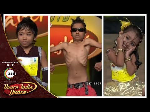 MOST SHOCKING KID AUDITIONS On DID L'il Masters Season 3 - Full Episode
