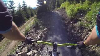 Video Trail Park Klinovec - Rubin Trail - full run - 07.08.2016 MP3, 3GP, MP4, WEBM, AVI, FLV Mei 2017