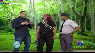 Rambo Dominicano Boca de Piano es un Show