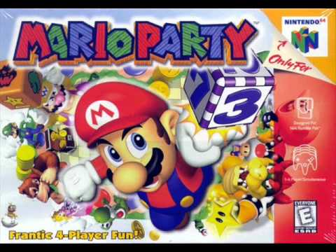 Mario Party 1 OST - Faster Than All