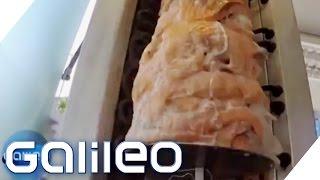 Video Skurril und lecker: Kartoffel-Kebap und Schokodöner   Galileo   ProSieben MP3, 3GP, MP4, WEBM, AVI, FLV Juli 2018