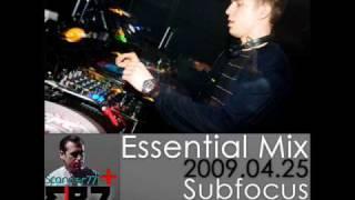 Sub Focus   Essential Mix 2009 Pt 1