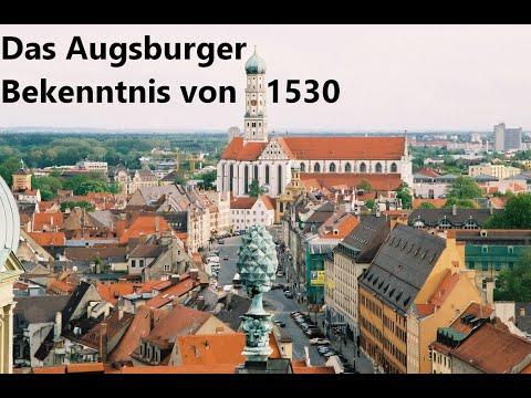 KG 070 Das Augsburger Bekenntnis - Confessio Augustana 1530