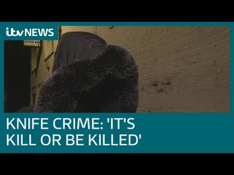 Knife Crime 'deeply Worrying' | ITV News