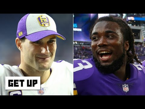 Video: Kirk Cousins will be better with Dalvin Cook returning for the Vikings - Mike Tannenbaum | Get Up