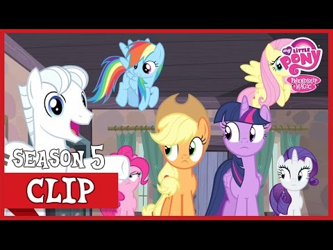 The Village of Odd Smiles (The Cutie Map) | MLP: FiM [HD]