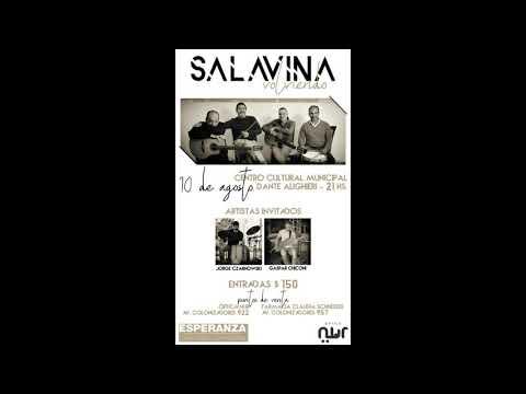 Salavina - Promo Sabado 3 de Agosto