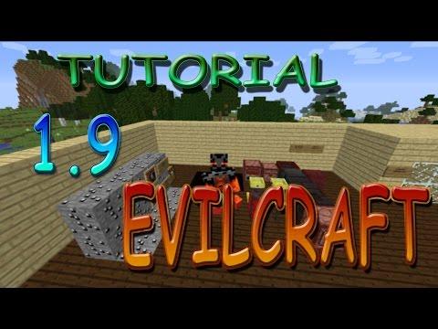 TUTORIAL EVILCRAFT MOD ESPAÑOL | Minecraft 1.9