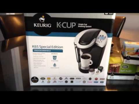 FREE Keurig Coffee Maker!!