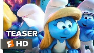 Smurfs: The Lost Village Official International Teaser Trailer 1 (2017) - Animated Movie by  Movieclips Trailers