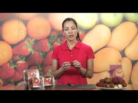Kako se jede...Rambutan