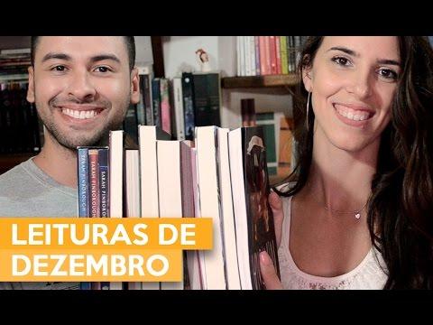 LEITURAS DE DEZEMBRO | Admirável Leitor