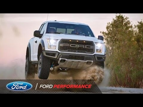Watch Ford's hot new Raptor eat the dunes