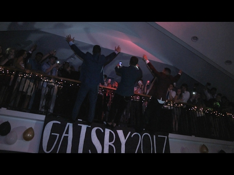 the GATSBY party   2017