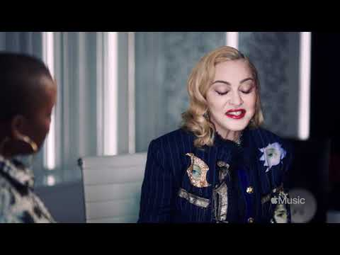 Madonna on working with Maluma on 'Medellín' ¦ Apple Music