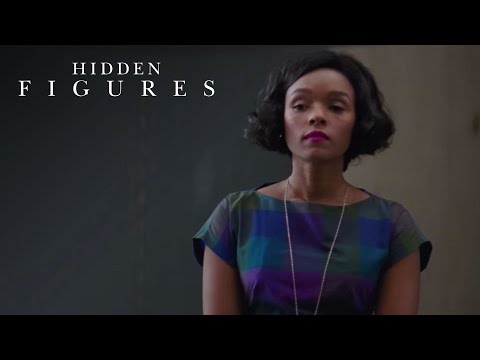 Hidden Figures (TV Spot 'Never Stop Fighting')