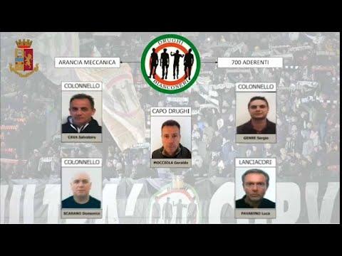 Συνελήφθησαν αρχιοπαδοί της Γιουβέντους