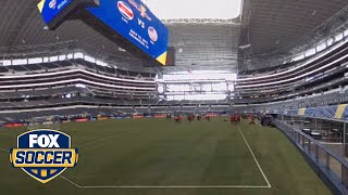 USA prep to face Costa Rica (360 Video)   2017 CONCACAF Gold Cup by FOX Soccer
