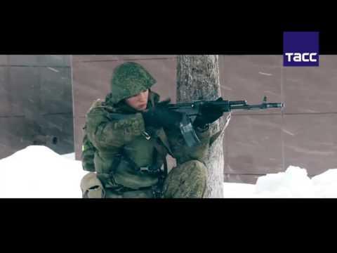 Подъем по тревоге подразделений ВДВ - стратегическая командно-штабная тренировка по управлению ВС РФ