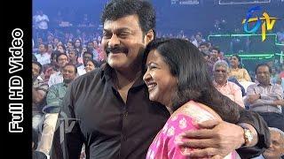 Video Megastar Chiranjeevi and Radhika in ETV @ 20 Years Celebrations - 23rd August 2015 MP3, 3GP, MP4, WEBM, AVI, FLV Desember 2018