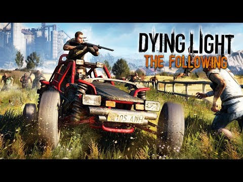 ZOMBIES vs ME!! (Dying Light: The Following)