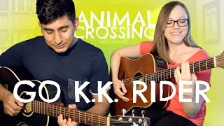 Animal Crossing/Smash Bros. – Go K.K. Rider! (Acoustic Cover)