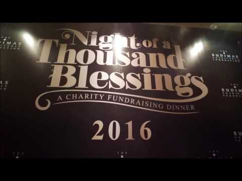 Highlights of 2016 Night of a Thousand Blessings
