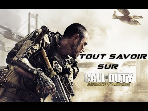 Call of Duty : Advanced Warfare tout savoir avant sa sortie [FR]