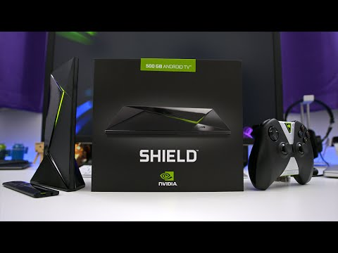 NVIDIA Shield Android TV Review!
