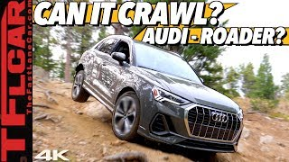 The New AWD 2019 Audi Q3 Has an Off-Road Mode BUT Can it Climb a Mountain? Let's Find Out! by The Fast Lane Car