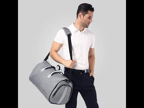 Modoker High-Capacity Garment Bags for Business Travel