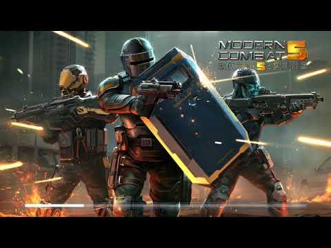 《現代戰爭5》手機遊戲玩法與攻略教學! [Modern Combat 5]