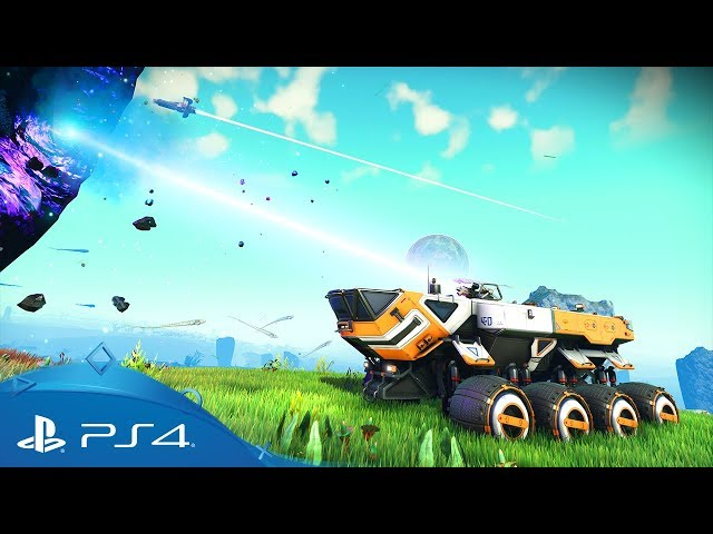 No Man's Sky | Path Finder Update | PS4