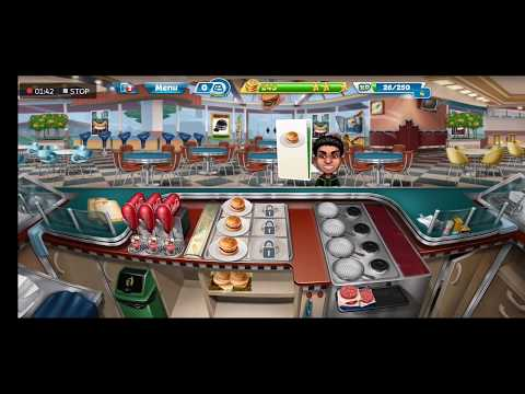 Fast Food Court LEVEL 03 : Cooking Fever | Nordcurrent