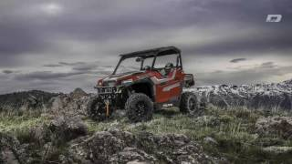10. 2018 Polaris GENERAL 1000 EPS UTV Lineup
