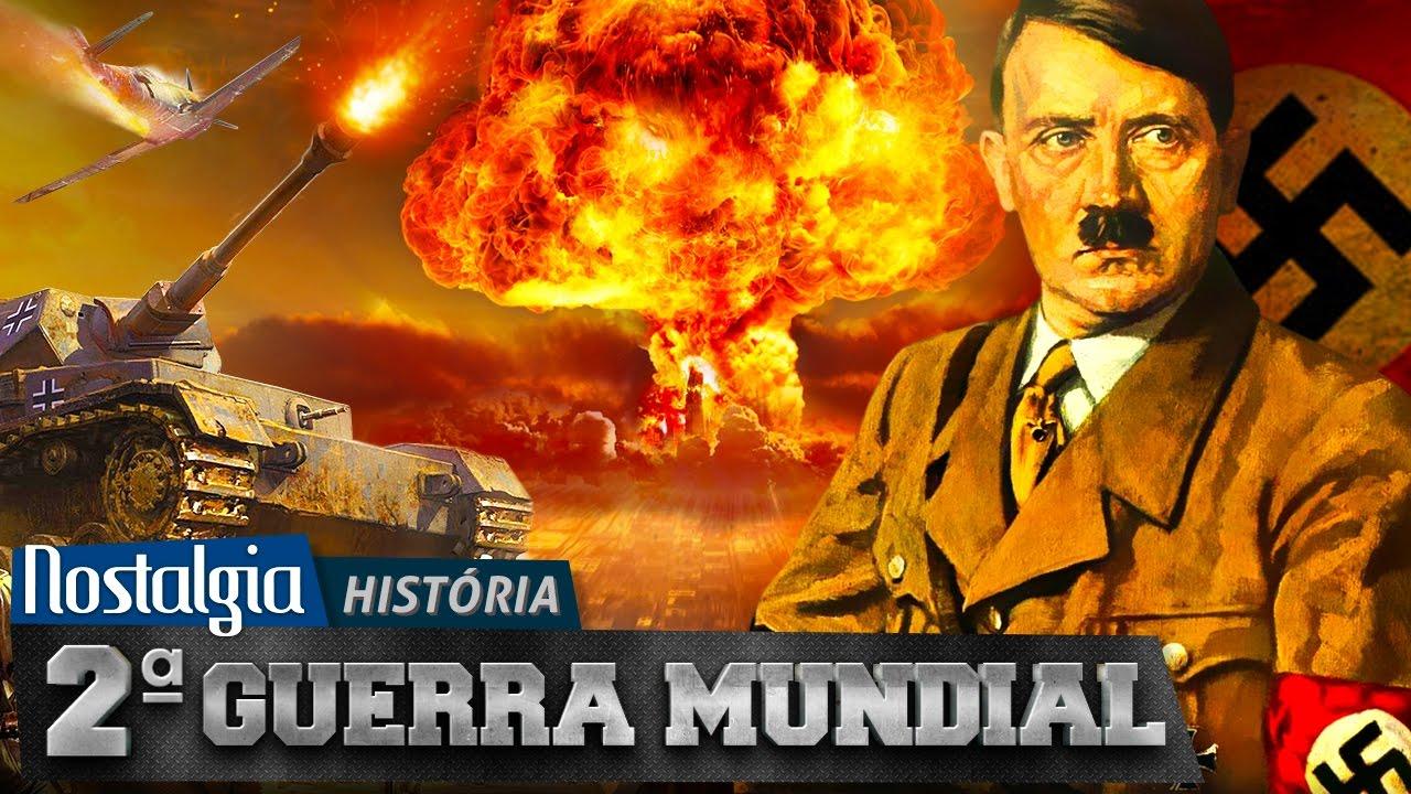 SEGUNDA GUERRA MUNDIAL - Nostalgia História