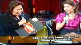 TV5 Paparazzi 'Mga Artistang Kumabit Daw Sa Bading'