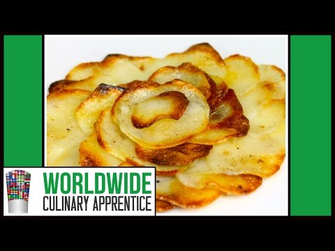 Pommes Maxim's – Roasted Potato – How to – Potato Recipes – Cooking Classes