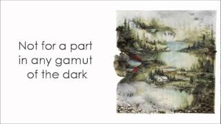 Bon Iver- Minnesota, WI w/lyrics