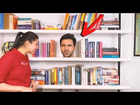 Divyanka Tripathi FUNNY conversation with hubby Vivek Dahiya's Mind in Lockdown Divyanka Funny video