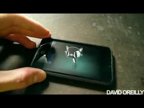 iPhone-3D-Hologram