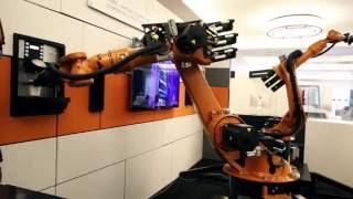 Tecnologia Protec Robotics para eventos