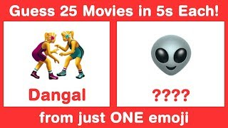 Nonton Bollywood Rapid Fire Emoji Challenge - Guess Movies in 3s from 1 Emoji Film Subtitle Indonesia Streaming Movie Download