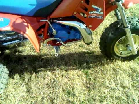 ATC 250R Three Wheeler http://kiestu.com/videopage/on/8b1mOdXaaU0.html
