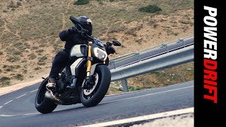 4. 2019 Ducati Diavel 1260 S : More of a Devil! : Powerdrift
