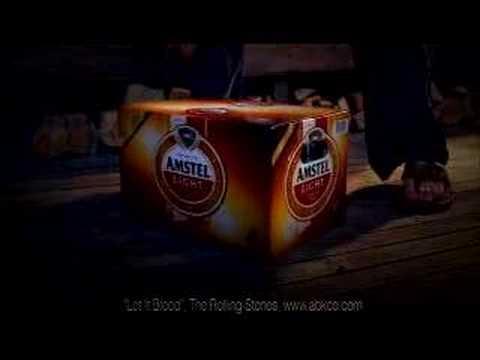 Amstel Light Beer Commercial – Live Tastefully