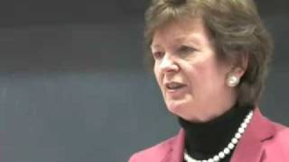 "Mary Robinson, ""Human Rights and Institutions"""