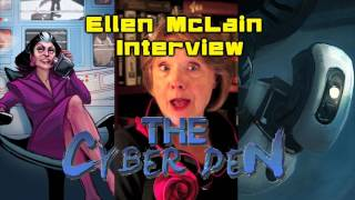 Ellen McLain, the voice of GLaDOS from Portal and the Administrator from Team Fortress 2, has arrived on The Cyber Den! Jake discusses with Ellen about her inspirations for opera and acting, her favourite lines for GLaDOS, singing the end credits theme 'Still Alive', future games she'll be voicing/singing in, and much more! Subscribe for more great content from Jake The Voice!-------------------------------------------------------------------------------------------------- Website: http://www.jakeparrthevoice.co.uk/- Facebook: https://www.facebook.com/jakethevoice/- Cyber Den FB Page: https://www.facebook.com/thecyberden/- Tumblr: http://jakethevoice.tumblr.com/- Twitter: https://twitter.com/JakeTheVoice123- SoundCloud: https://soundcloud.com/jake-parr-the-voice