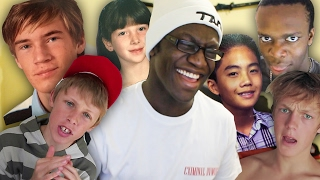 Video WATCHING YOUTUBERS FIRST VIDEOS MP3, 3GP, MP4, WEBM, AVI, FLV Oktober 2017