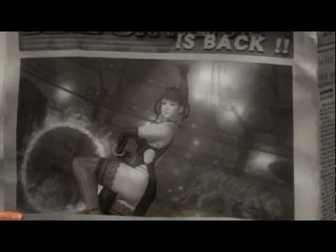 Image of DOA 5 - DEAD OR ALIVE 5 - (E3 2012 Trailer)